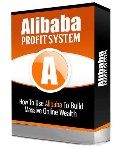 Product picture Alibaba Profit System (Resell Rights)