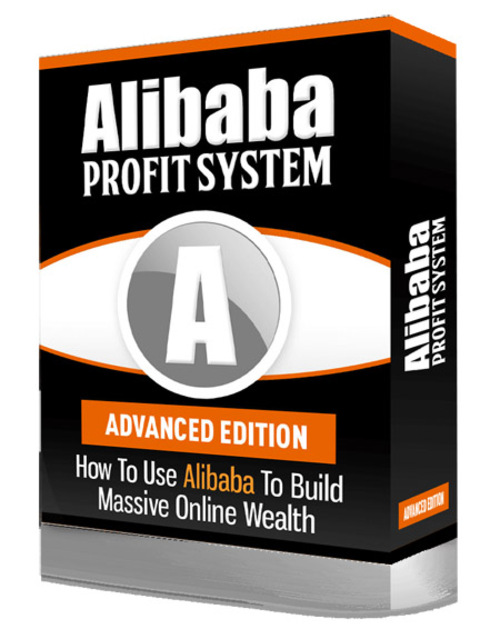 Product picture Alibaba Profit System Advanced Edition (Resell Rights)