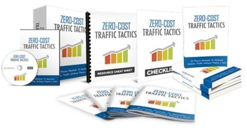 Product picture Zero-Cost Traffic Tactics (Video Tutorials and Ebook Bundle)
