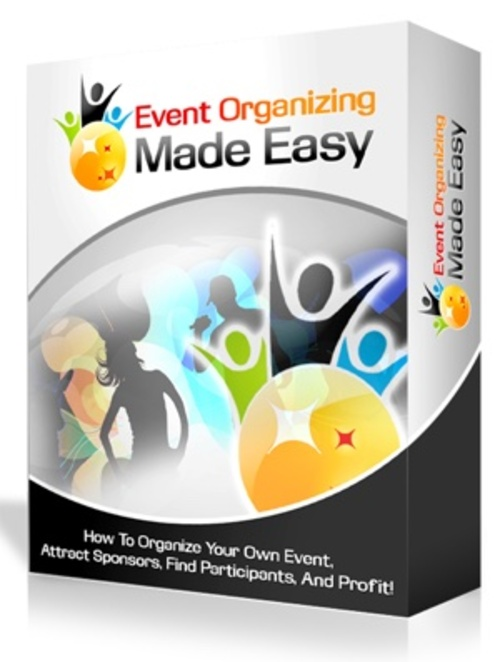 Product picture Event Organizing Made Easy Video Tutorials (MRR)