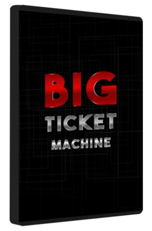 Product picture Big Ticket Machine (MRR)